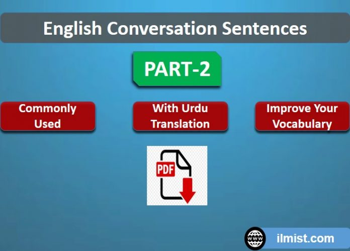 Sentences For Conversations
