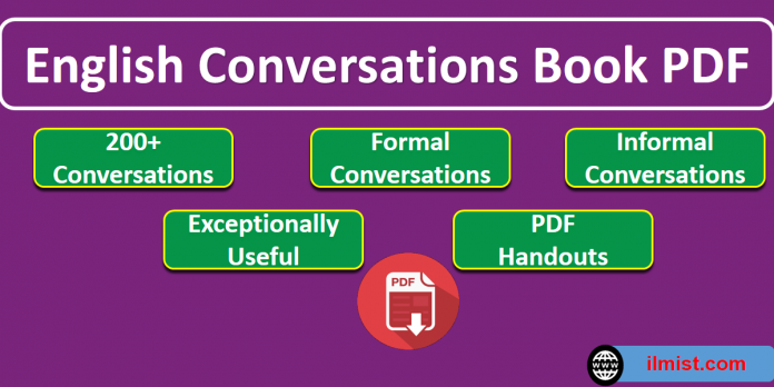 English Conversations Book PDF