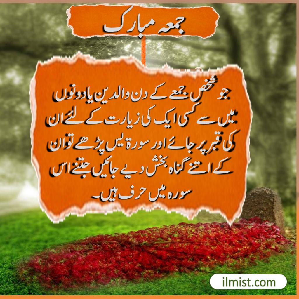 Jumma Mubarak SMS In Urdu 2020